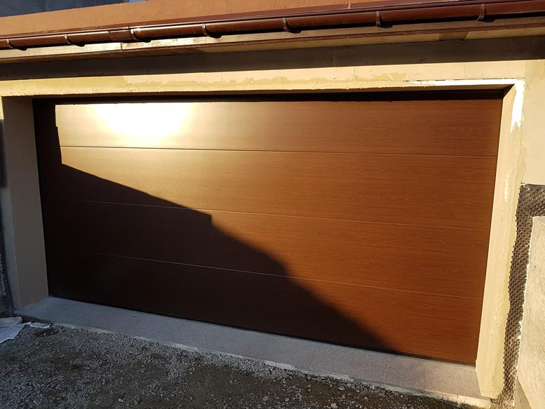 Brama garażowa segmentowa